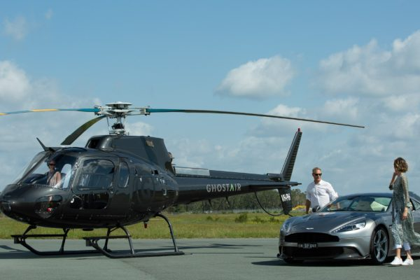 Ghost Air | Helicopter Charter Hire