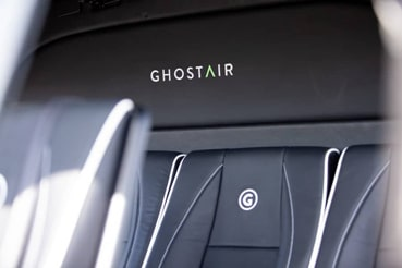 Ghost Air Helicopter - Leather Seating